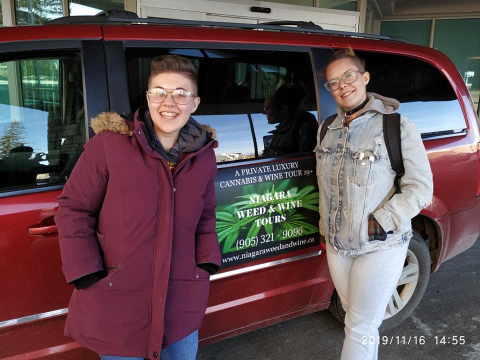 Niagara Weed & Wine Tours